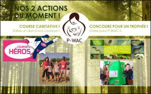 Actions Mars P-WAC